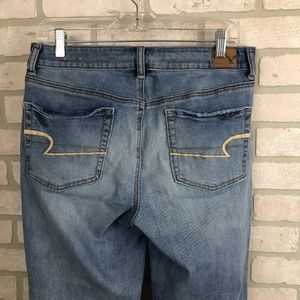 American Eagle Outfitters Jeans - American Eagle Hi Rise Artist Flare Jeans Size 12
